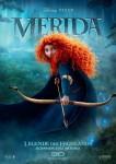 Merida -Legende Der Highlands Teaserplakat