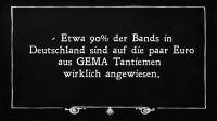 A Silent Rockumentary, Still Stummfilmtafel 03