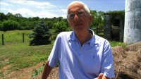 (01) dr. colin campbell at his childhood farm
