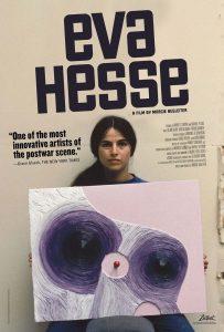 Eva-Hesse-Plakat