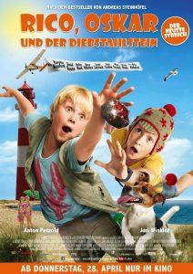 Rico-Oskar-Diebstahlstein-Plakat
