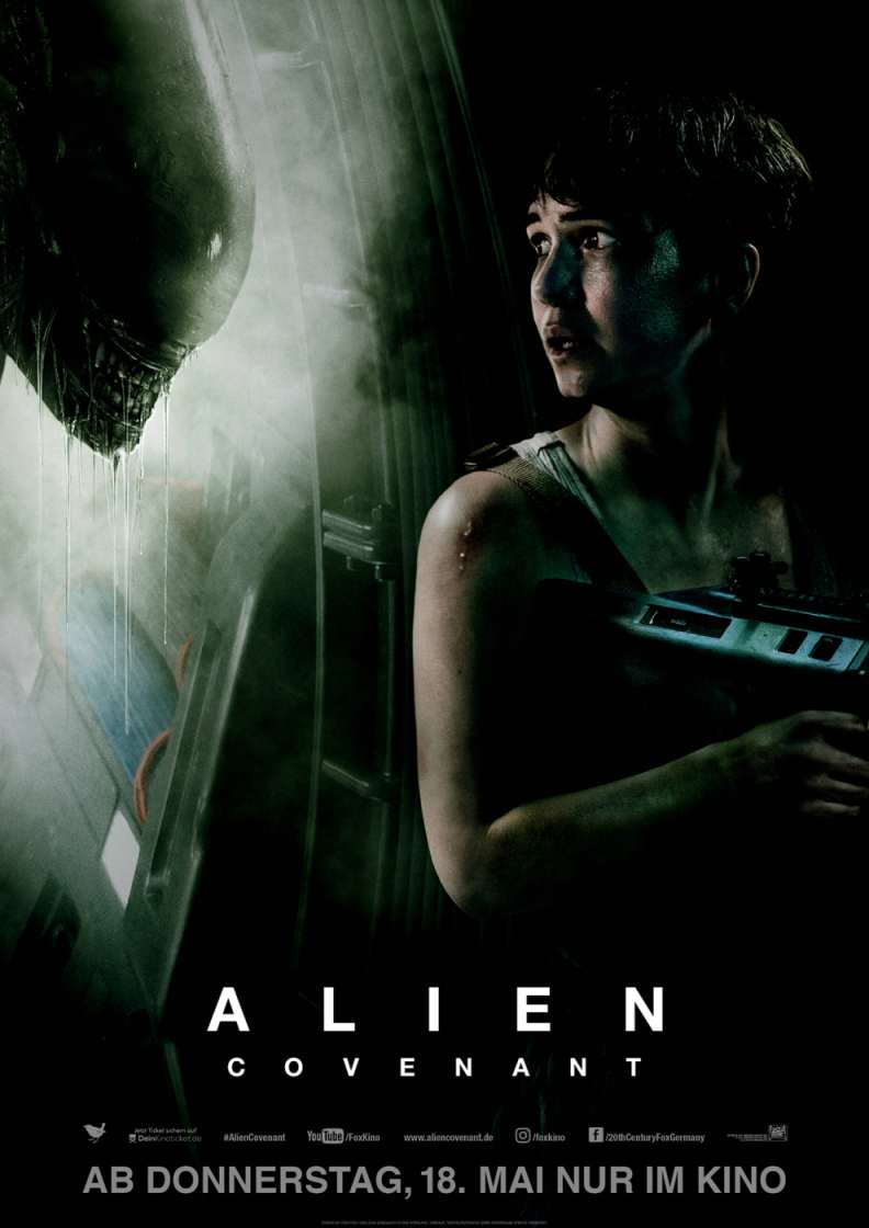 Alien Covenant Handlung