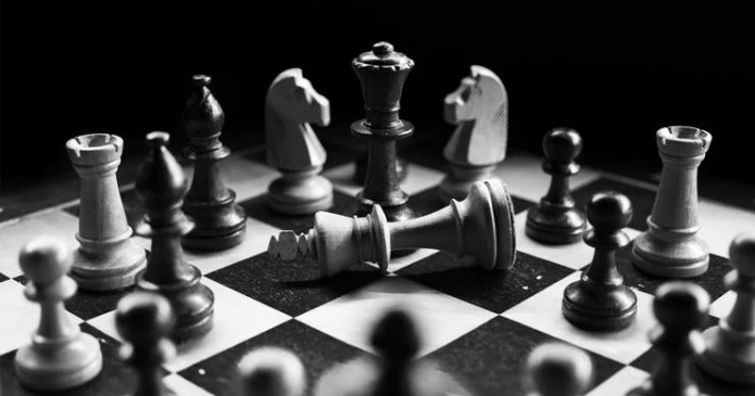 Chess - Win and Lose