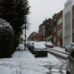 雪が降ると・・・