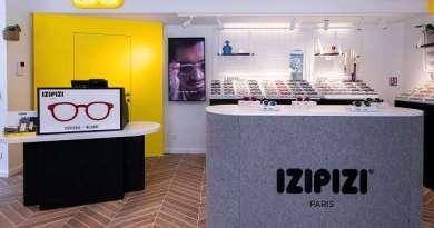 La marque de lunettes IZIPIZI ouvre à Bruxelles