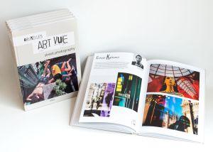 Bruxelles Art Vue Street Photography Hardcover Album