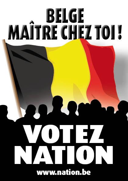 Meilleurs Voeux Aux Sympathisants Bruxellois De NATION