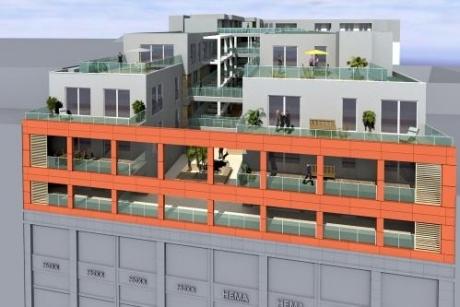 nieuwstraatbouwproject