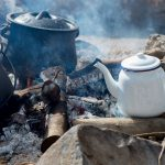 בישול סביב מדורה