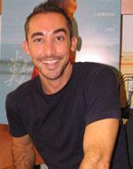 portrait of Joshua Crouthamel