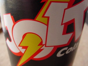 Jolt Cola.