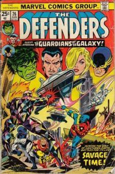 "The Defenders, ""Savage Time"""