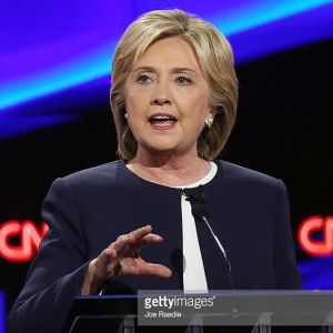 Hillary Clinton on CNN, Trent Vanegas