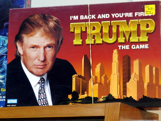 Trump the Game, littlebiglens