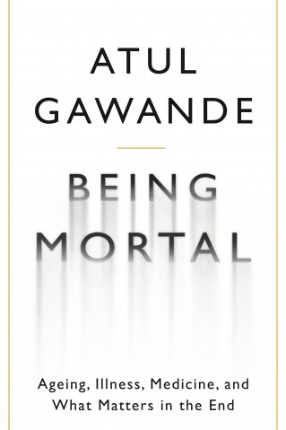 Being Mortal cover