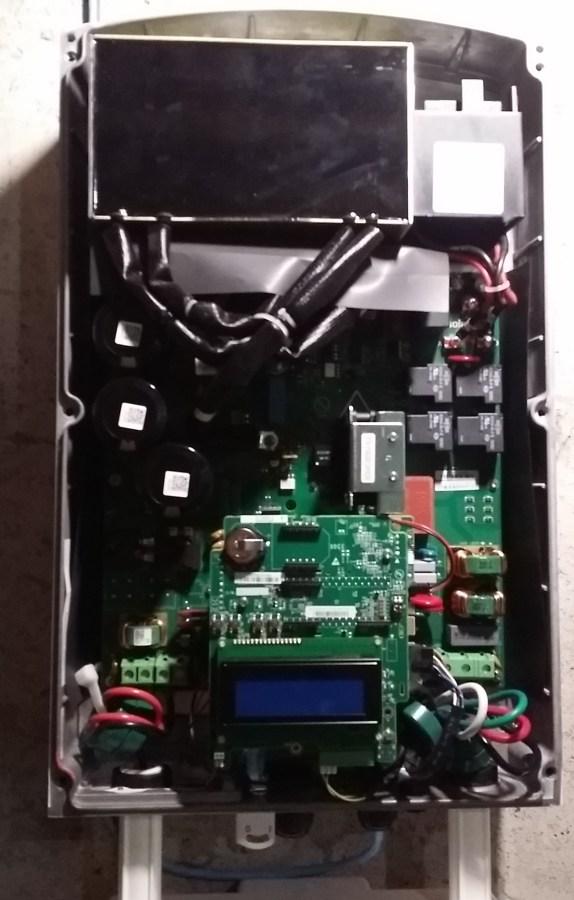 inverter interior