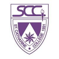 St Catharine College logo