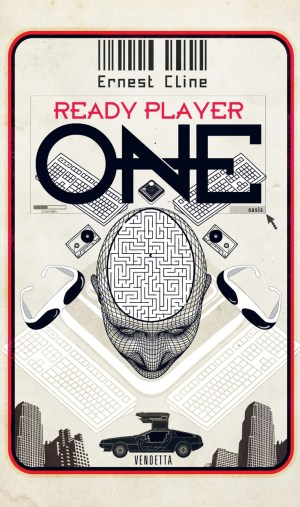 Ready Player One, alt. cover
