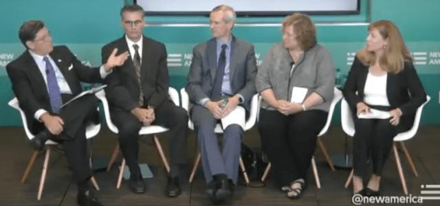 New America Foundation broadband panel