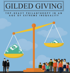 Gilded Giving cover