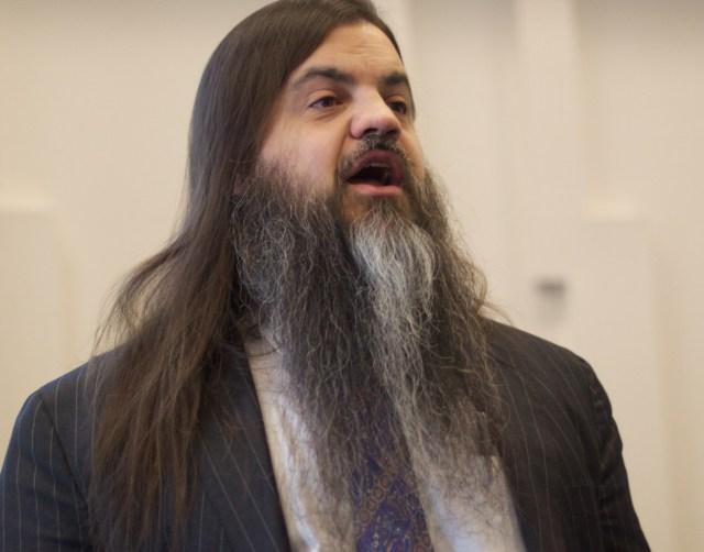 Bryan Alexander at Scottsdale Community College TechTools 2011