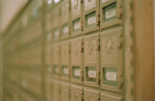 mailboxes bennyseidelman