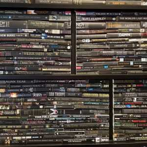 Melbourne_Wall of Books