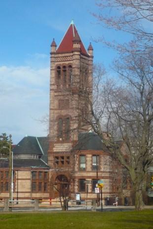 Harvard by new-york-city