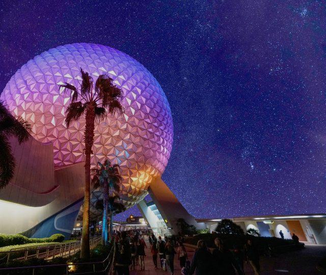 spaceship Earth EPCOT_Zach Stern