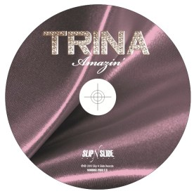 CD Design: Trina Amazin