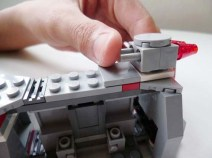 Lego Star Wars Imperial Troop Transport Review 15