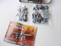 Lego Star Wars Microfighters Homing Spider Droid step 1