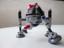 Lego Star Wars Microfighters Homing Spider Droid step 12