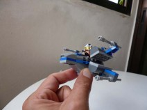 Lego Star Wars Resistance X Wing fighter 12