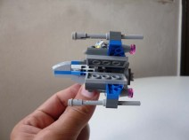 Lego Star Wars Resistance X Wing fighter 13