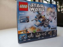 Lego Star Wars Resistance X Wing fighter 2