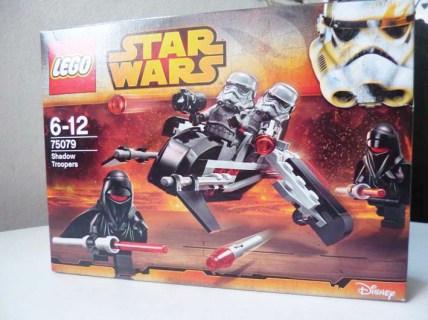 Lego Star Wars Shadow Troopers 1