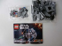 Lego Star Wars TIE Advanced Protoype 4