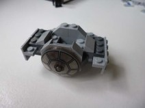 Lego Star Wars TIE Advanced Protoype 7