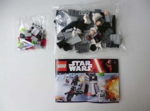 Lego Star Wars First Order Battle Pack 4
