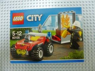 Lego City 60105 1