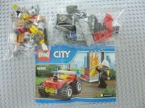 Lego City 60105 3