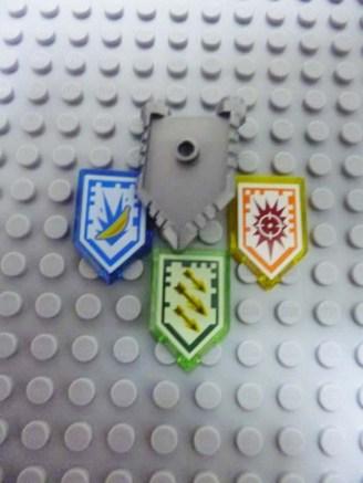 Lego Nexo Knights Aaron 6