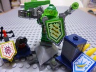 Lego Nexo Knights Aaron 8
