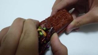 Trash Pack Crusty Chocolate Bar 3