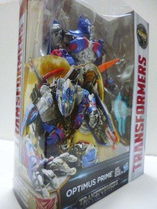 Transformers 5 Hasbro Optimus Prime 2