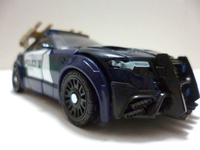 Transformers 5 Hasbro Barricade 3