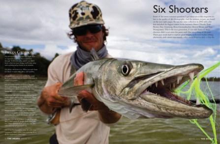 Six Shooter of Photography | The Drake Magazine, 2012