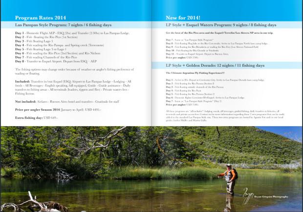 Las Pampas Lodge 2014 Catalog_-6