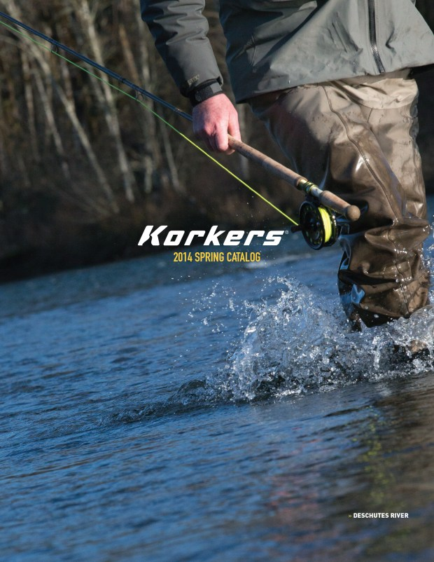 Korkers Digital Catalog Spring 14-1_COVER